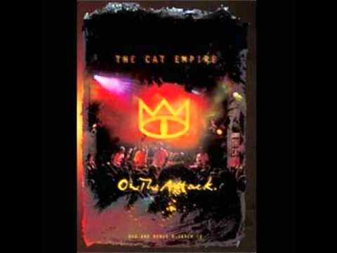 Tekst piosenki The Cat Empire - L'Hotel de Californie po polsku
