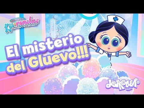 El misterio del GLUEVO!!! - Enfermera Tania - Distroller