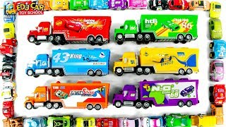 Video Learning Color Special Disney Cars Lightning McQueen Mack Truck Play for kids car toys MP3, 3GP, MP4, WEBM, AVI, FLV April 2019