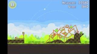 Angry Birds Seasons Golden Egg 15 Walkthrough Easter Eggs