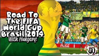 Video Road to 2014 FIFA World Cup #1 THE START! 1st GAME & Squad Review MP3, 3GP, MP4, WEBM, AVI, FLV Desember 2017