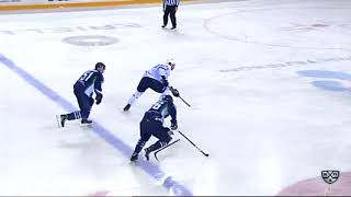 Dinamo Mn 2 Ugra 1, 25 September 2017 Highlights