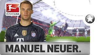 Manuel Neuer - Top 5 Saves - Viewer Requests