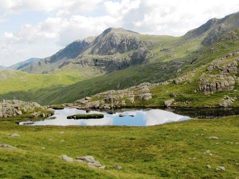 Glaramara   Allen Crags from Seathwaite round | cumbria  Walks