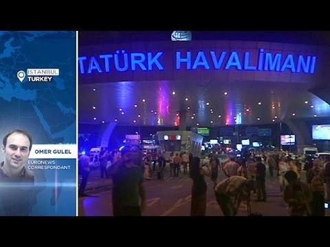 Τουρκία: Μαρτυρία δημοσιογράφου μετά το χτύπημα στο αεροδρόμιο Aτατούρκ