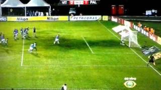 ViTóRia da ConQuisTa 0 x 1 Palmeiras Copa do BrasiL 2015