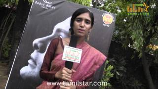 Producer Sindhu Rajasekaran Speaks at Ramanujan Press Meet