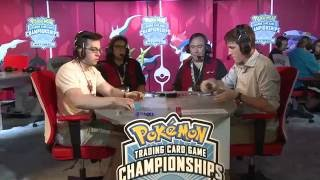 2016 Pokémon National Championships: TCG Masters Top 8, Match A by The Official Pokémon Channel