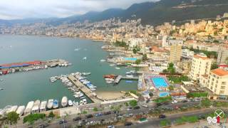 Jounieh Lebanon  City new picture : 961FastCAM - Jounieh Bay - Lebanon