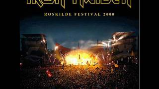 2000.06.29, Orange Stage, Roskilde, Denmark Bruce Dickinson - Vocals Steve Harris - Bass Adrian Smith - Guitar Janick Gers...