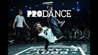 Subscribe to ProDanceTV right here!: http://bit.ly/SwaLLi 1st round Battle of the World BBoy Classic 2017 World Final held on the ...