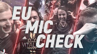 Video EU LCS Mic Check: Week 4 | Spring Split 2018 MP3, 3GP, MP4, WEBM, AVI, FLV Agustus 2018