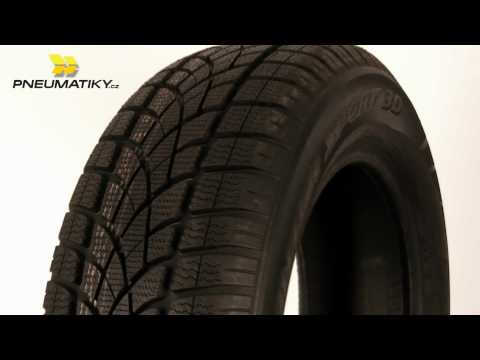 Youtube Dunlop SP WINTER SPORT 3D 195/60 R15 88 H Zimní
