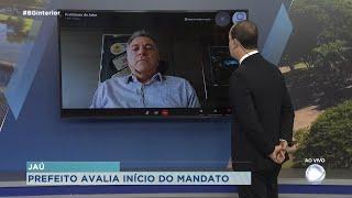 Prefeito de Jaú, Ivan Cassaro, analisa os 100 primeiros dias de governo