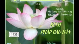 03/03: Kinh Pháp Bảo Đàn (HQ)