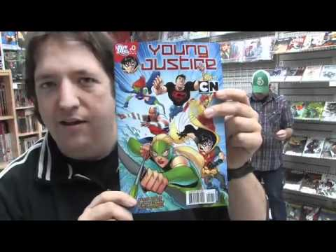 UNBOXING WEDNESDAYS at Stadium Comics - Episode 012