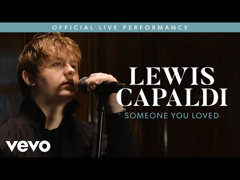 Lewis Capaldi - Someone You Loved (Live) | Vevo LIFT