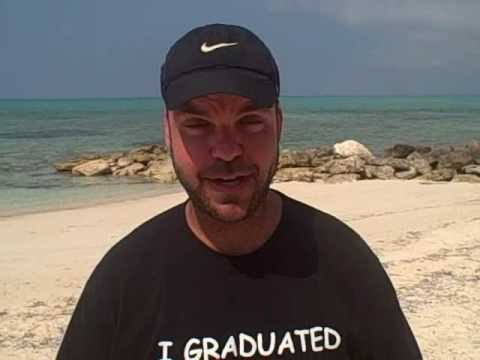 The UFO Hunters at  Small Hope  Bay Lodge – Bahamas Diving