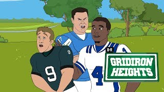Nick Foles Loses His Powers at the Elimination Club | Gridiron Heights S3E20
