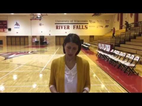 Coach Kim Wudi Recaps Volleyball's 3-2 Win at UW-River Falls