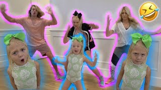 Video EVERLEIGH TEACHES US HOW TO DANCE **HILARIOUS**! With Cole&Sav MP3, 3GP, MP4, WEBM, AVI, FLV Juni 2018