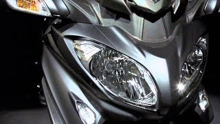 9. Suzuki Burgman 650 ABS 2018