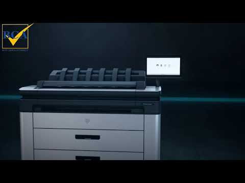 video may in hp designjet xl 3600 36 in multifunction printer 6kd23a