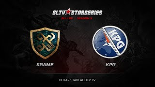 KPG vs xGame.kz, game 1