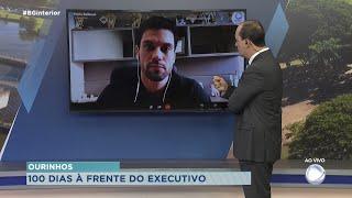 Ourinhos: prefeito Lucas Pocay comenta avanços da cidade em 2021