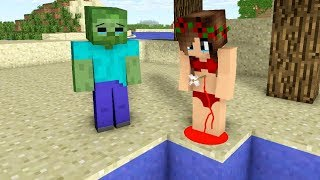 Zombie Life - Minecraft Animation