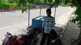 Pushpendr bikes and ricksa