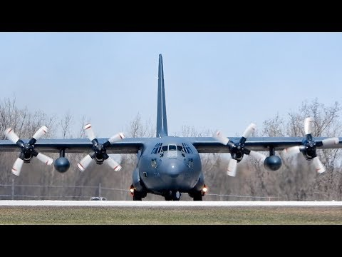 FINALLY! A shot of a herc i am...