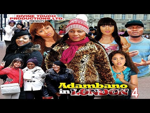 ADAMBANO IN LONDON SEASON 4 ~ NOLLYWOOD LATEST COMEDY