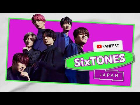 """SixTONES @YouTubeFanFest 2020 """"ImitationRain / JAPONICA STYLE / NEW ERA"""""""