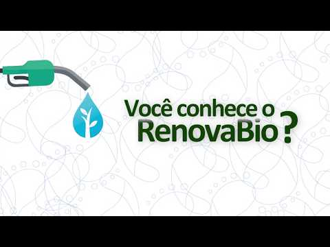 Conheça o RenovaBio видео