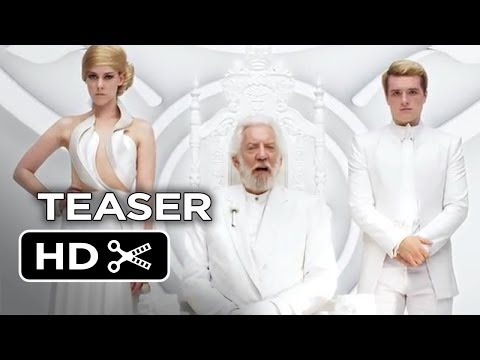 The Hunger Games: Mockingjay – Part 1 Official Teaser – Unity (2014) – THG Movie HD