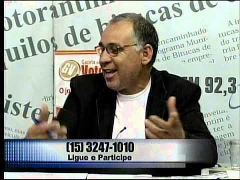Debate dos Fatos na TV Votorantim 11 10 2013