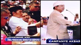 Video Warga Lhokseumawe Berebut Foto dengan Jokowi   Prabowo Kampanye di Bali - iNews Sore 26/03 MP3, 3GP, MP4, WEBM, AVI, FLV Maret 2019