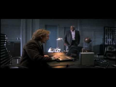 """""""Human Target"""" Trailer"""