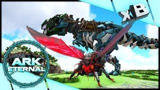 ARKeology Tek Rex & Alpha Moth! :: Modded ARK: Eternal Isles :: E04