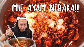 Video SAMYANG + 1 TOPLES SAMBAL BALADO + AYAM PANGGANG = MIE AYAM  NERAKA!! MP3, 3GP, MP4, WEBM, AVI, FLV Februari 2019