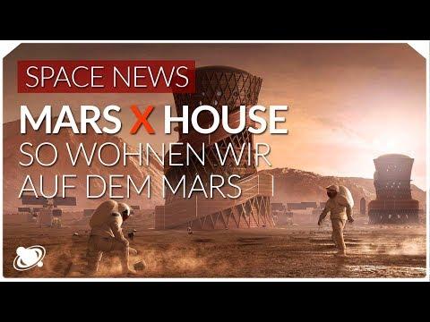 Mars Habitate | Ein weiterer Schritt nach vorn