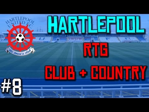 FIFA 15 Career Mode: Hartlepool United | Episode 8 | Super Marlon