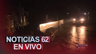 Las tormentas siguen azotando el sur de California – Noticias 62 - Thumbnail