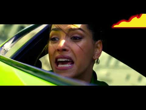 6 Underground Florence Car Chase Scene!!! Characters Introduction