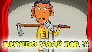 Piadas engraçadas - TENTE RIR COM TIO ZÉ PIQUENO  - PIADAS !!! (  FlipaClip )