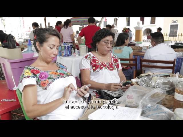 México Conectado llega a sitios y espacios públicos