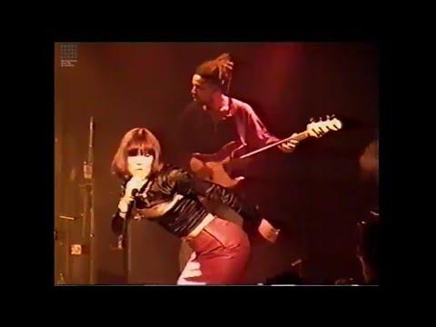 Moloko - 'Party Weirdo' live in a tiny club 1996; Roisin Murphy having fun!