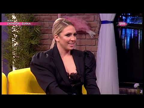 Kako su se smuvali Milica TodoroviД i Petar Strugar? Ami G Show S12