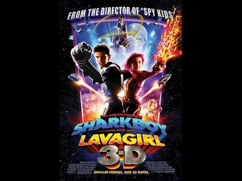 What Were They Thinking? Ep. 6: The Adventures of Sharkboy and Lavagirl